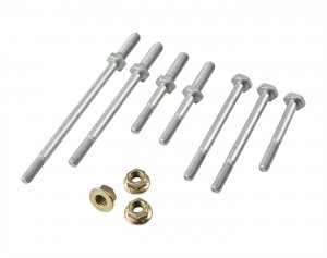 1979-93 Mustang Ford Water Pump Bolt Kit 10 Pc Kit