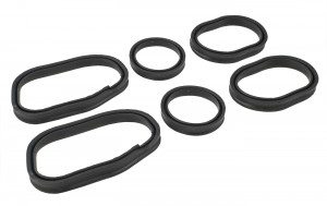 1983-93 Mustang Taillight 6Pc Rubber Seals