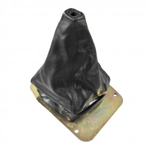 1979-86 Mustang Shift Boot - Leather