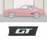 1985-86 Mustang GT Front Of Qtr Body LH