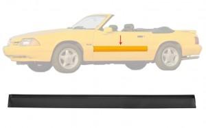 1987-93 Mustang LX LH Door Body Molding