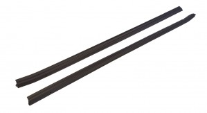 1987-93 Mustang Coupe/Hatchback Outside Door Beltline Weatherstrip