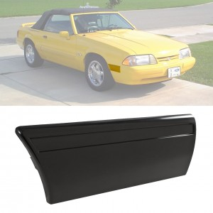 1991-93 Mustang Front Of Fender Body Molding RH