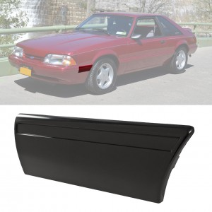 1991-93 Mustang Front Of Fender Body Molding LH