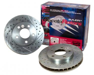 Baer Sport Rotor Kit, 94-04 Mustang Cobra rear