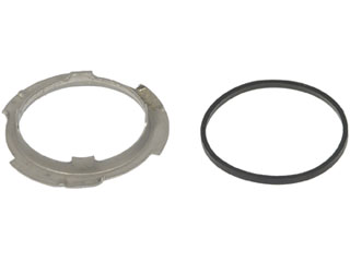 Fuel tank pump lock ring and gasket, 79-97 Mustang