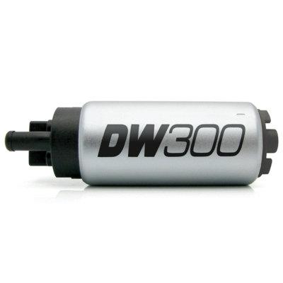 Deatschwerks DW300 Fuel Pump Kit, 340LPH, 1985-97 Mustang
