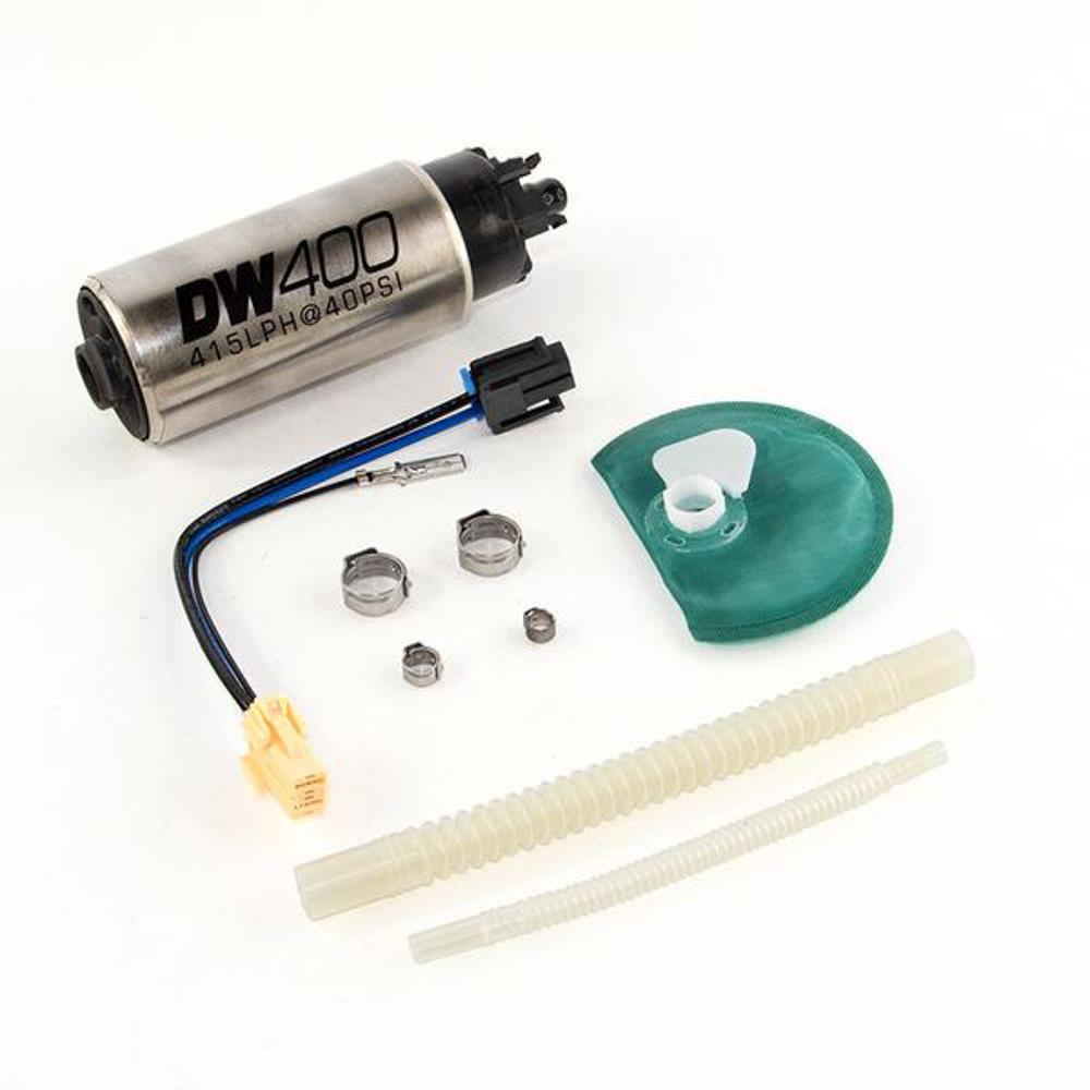 Deatschwerks DW300M Fuel Pump Kit, 340LPH, 1999-04 Mustang GT