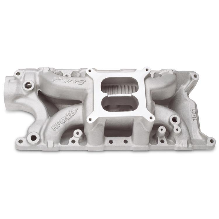 Edelbrock Performer RPM Air gap manifold, 289/302