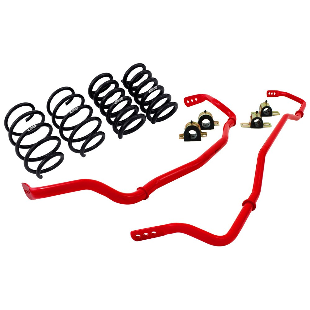 Eibach Pro-Plus Suspension Package, 2015+ Mustang GT Coupe
