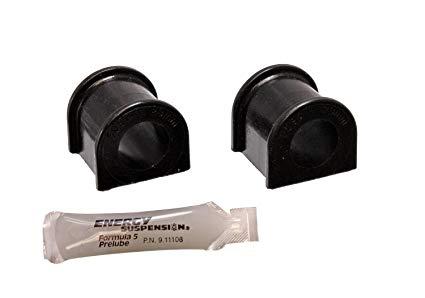 Energy Sway Bar Bushings 1 5/16 front, Black, 79-93 Mustang