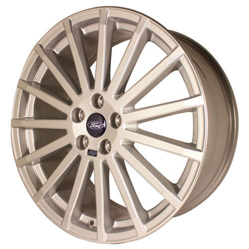 Ford Performance 2012-2015 FOCUS RS 19 WHEEL - SILVER