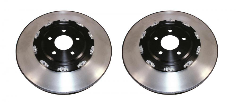 Ford Performance 2013-2014 MUSTANG SHELBY GT500 15-INCH 2-PIECE BRAKE ROTOR (PAI