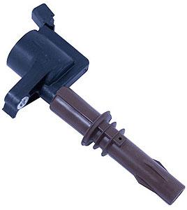 Ford Performance Ignition coils, set of 8, 2008-2010 4.6/5.4 3V 12mm spark plug