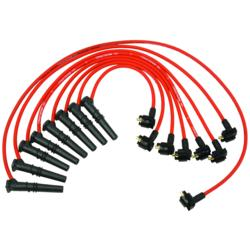 Ford Performance 9mm Wires, 4.6 4V Cobra-Red