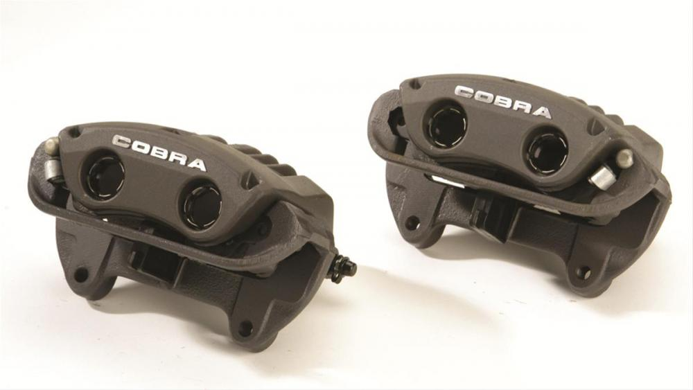 Ford Performance Front Cobra Calipers, 1994-04 Mustang