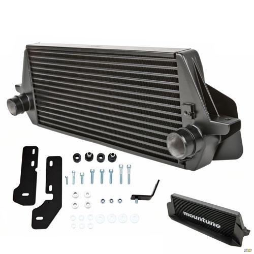 Ford Focus ST Intercooler Upgrade