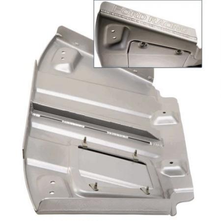 Ford Racing Enhanced Front Skid Plates, 2010+ Raptor