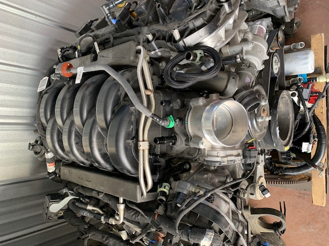 2019 F150 Coyote 5.0 Engine - new take out