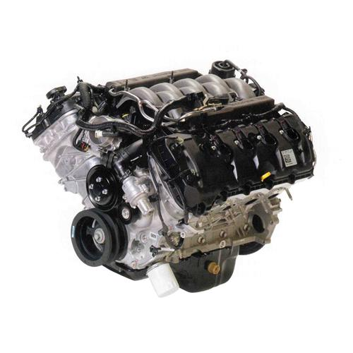Ford Performance 5.0L 4V Aluminator Crate Engine, all forged, 11.0:1