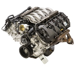 Ford Performance 5.0 4V 460hp Coyote crate engine, 2018+ Direct Injection