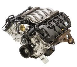 Western Motorsports Coyote Engine Swap