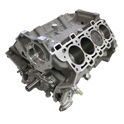 Ford Performance 5.0L Coyote Aluminator Short Block, stock compression