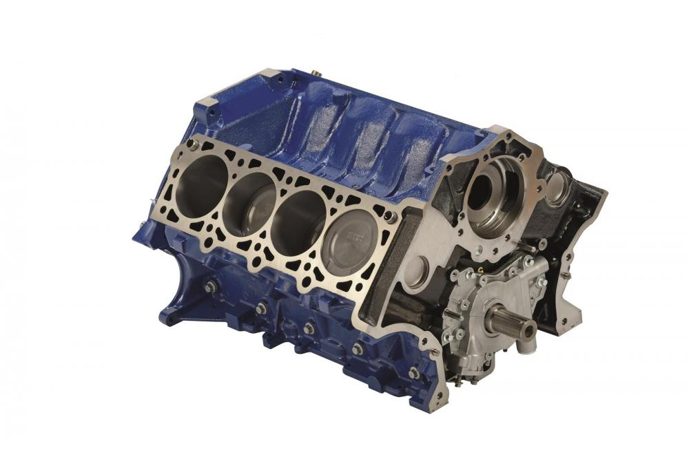 Ford Performance Modular Boss Stroker Shortblock 5.3, 4.6 2V/3V/4V