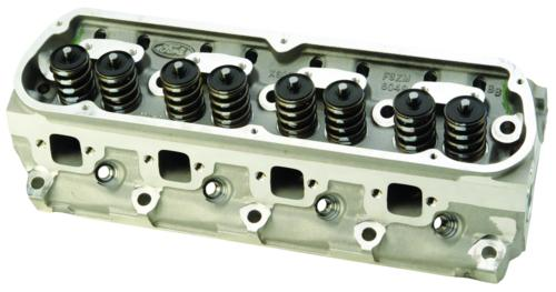 Ford Performance Turbo Swirl Aluminum Cylinder Head, 58cc