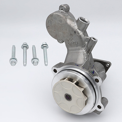 Ford Performance High Flow water pump, Coyote 5.0 and 5.2
