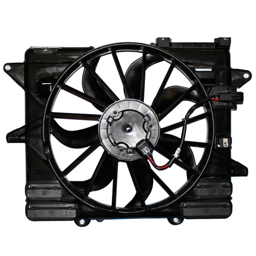 Ford Performance High Output Cooling Fan, 2005-14 Mustang