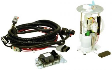 Ford Performance Dual Fuel pump kit, 2005-09 Mustang