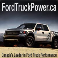 Ford Truck Power Ad, Canada's Leader in Ford Truck Performance