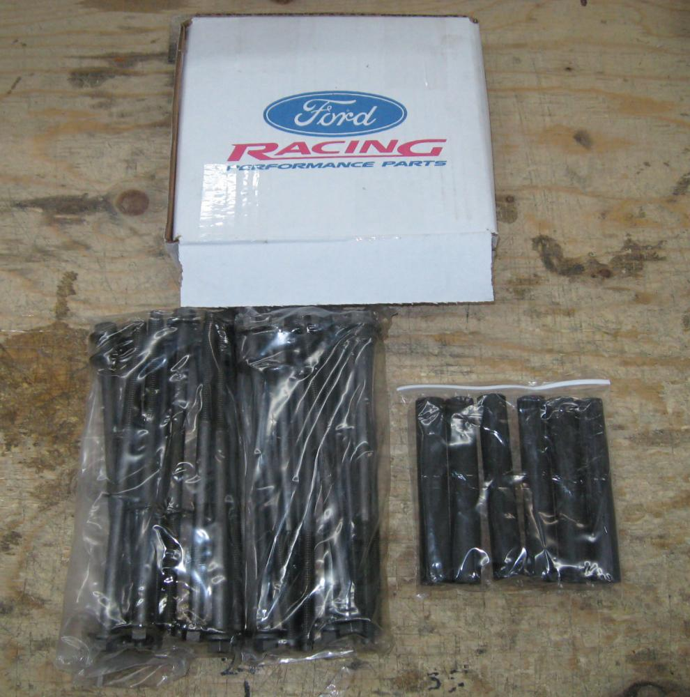 Ford Racing 4.6 2V/4V TTY Head bolts, 1996-04 Mustang