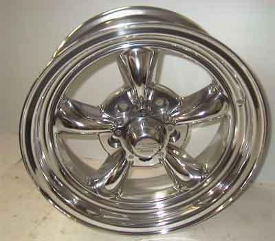 ARE Torque Thrust 2 wheels, 15x6, 5x4.5 bolt pattern, new pair