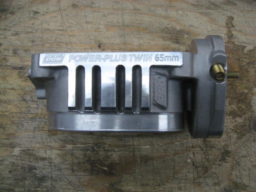 BBK Throttle Body, 65mm Throttle Body (Missing Spacer Plate)