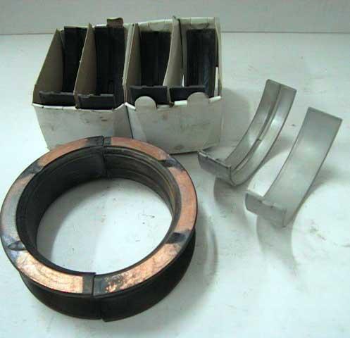 Federal Mogul race main bearings, 351W std