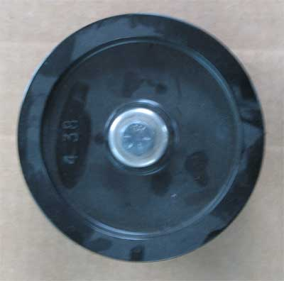 procharger supercharger pulley, 1986-93 Mustang, 4.38