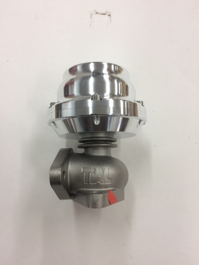 TIAL F38, Silver Wastegate, (.5bar / 7.65 PSI)