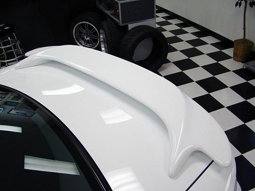 1994-98 Mustang Cobra Spoiler, New