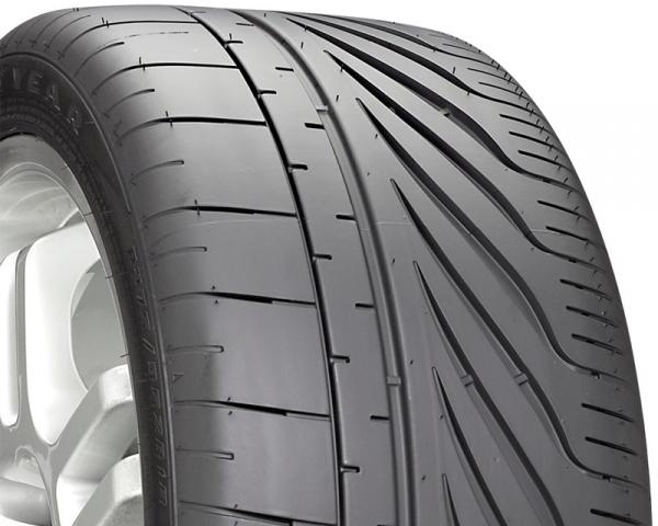 Goodyear Eagle F1 Supercar G2 tire, 305/35ZR20 Left rear