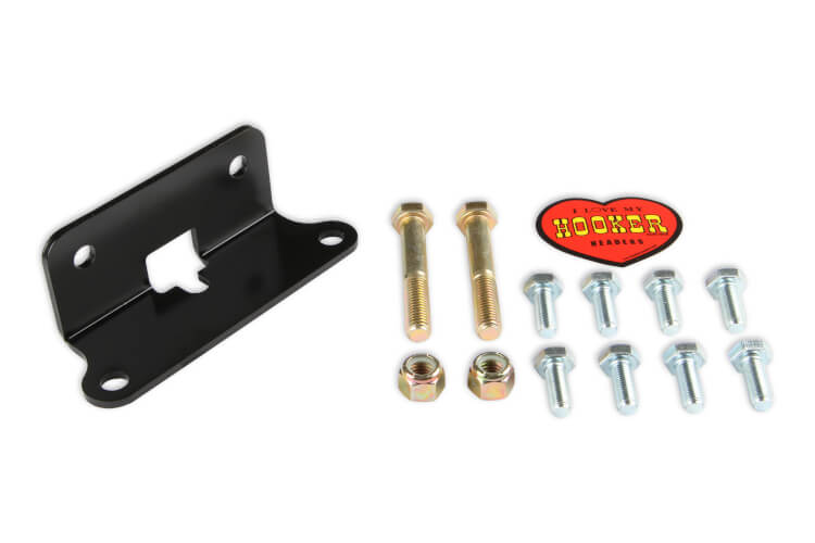 Hooker Transmission Adapter bracket, Coyote swap 79-95 Mustang MT82, 6R80