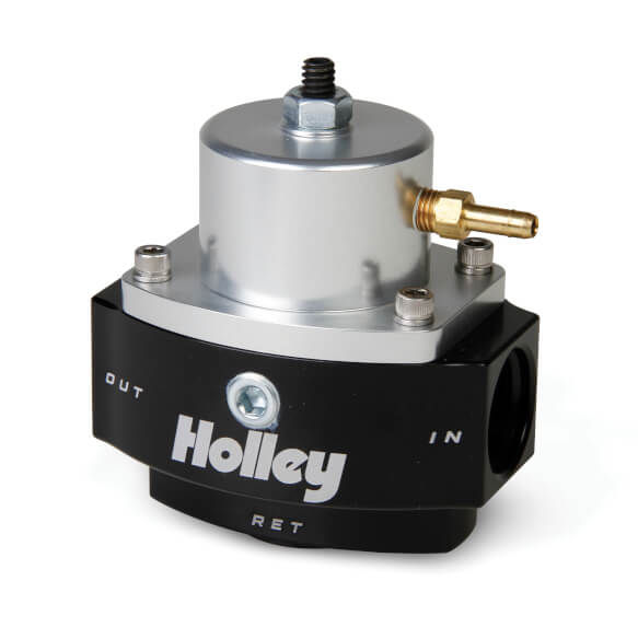 Holley Fuel Pressure Regulator EFI, -10 feed/ -8 return