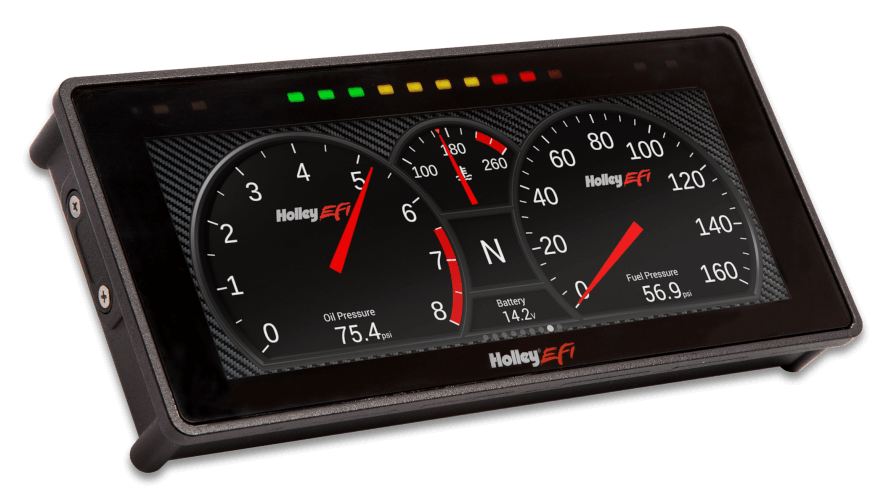 Holley EFI Pro Dash, 6.86\