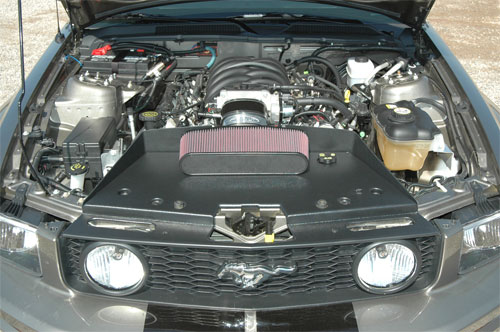 high velocity cold air intake in car 2