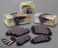 Hawk Performance Pads, 1987-93 Mustang 5.0 (autocross/street)