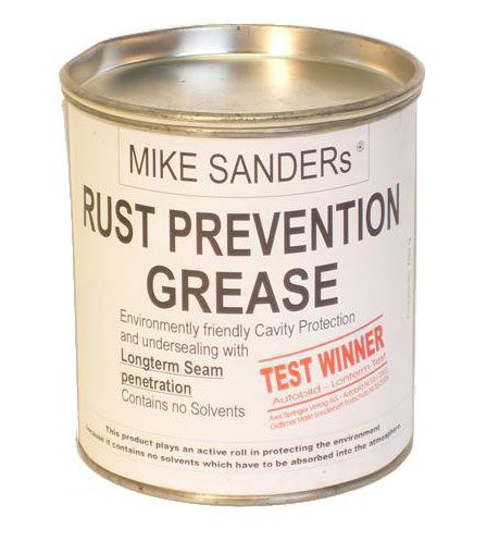 Mike Sanders Rust Prevention grease, 1 gallon can