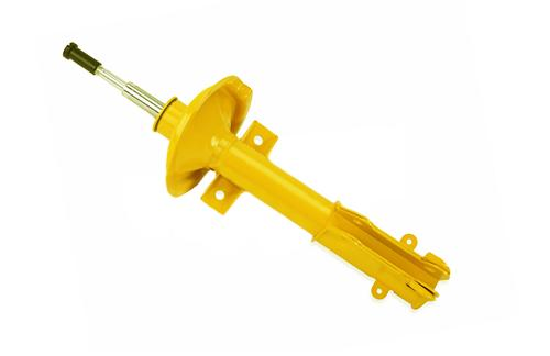 Koni Yellow Front Strut, Single Adjustable, 2011-14 Mustang