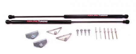 LRS Hood support kit, 1987-98 Mustang