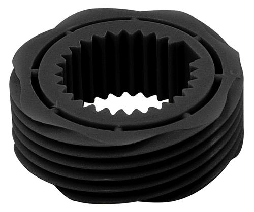 LRS Speedo drive gear, 6 tooth black, 83-95 Mustang T5